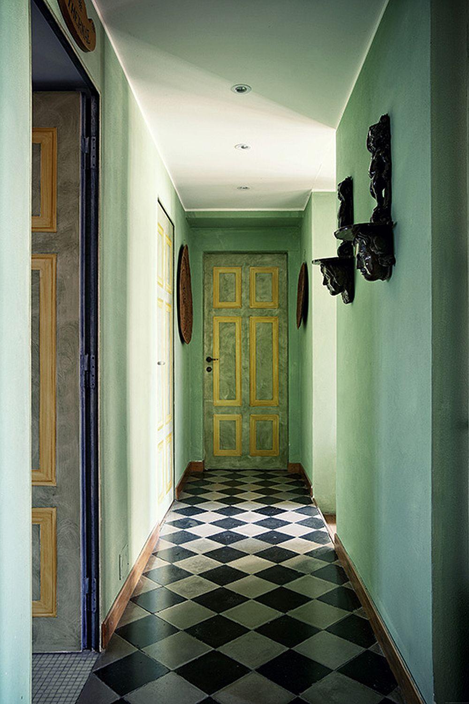 adelaparvu.com despre palat italian Gaetano Besana, interior clasic si rustic, casa in Italia, Foto Davide Lovatti (12)