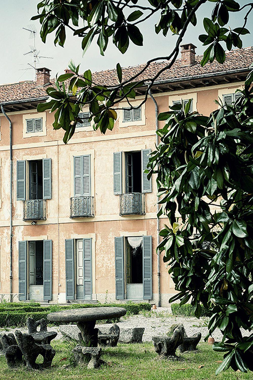 adelaparvu.com despre palat italian Gaetano Besana, interior clasic si rustic, casa in Italia, Foto Davide Lovatti (15)