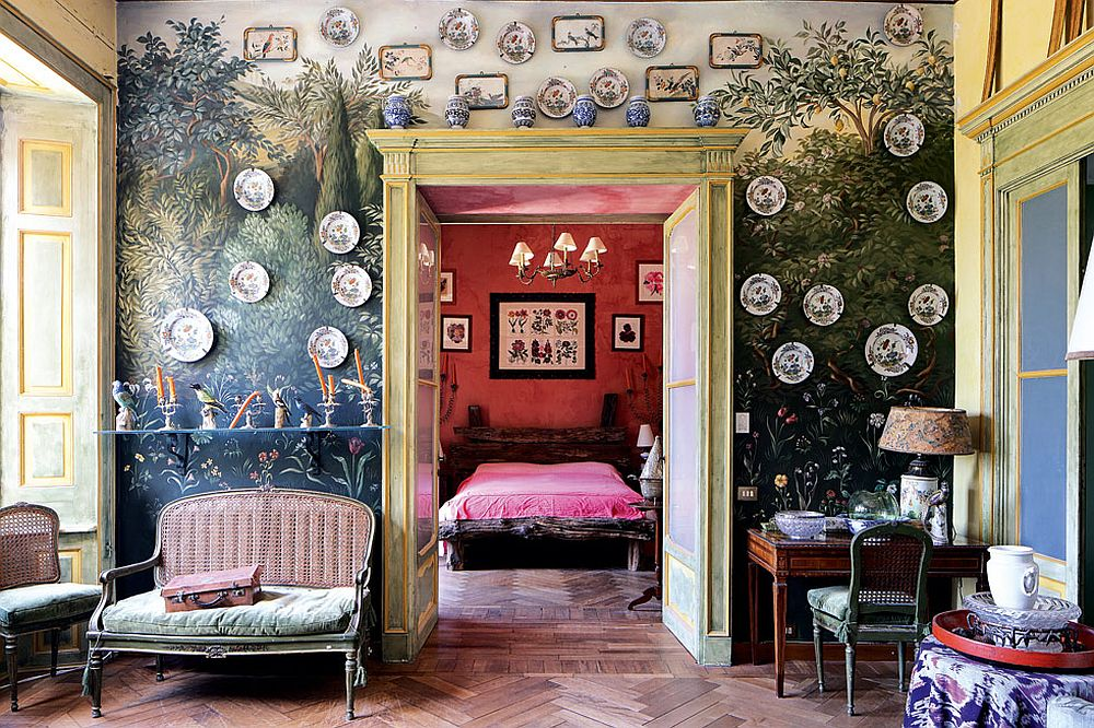 adelaparvu.com despre palat italian Gaetano Besana, interior clasic si rustic, casa in Italia, Foto Davide Lovatti (17)