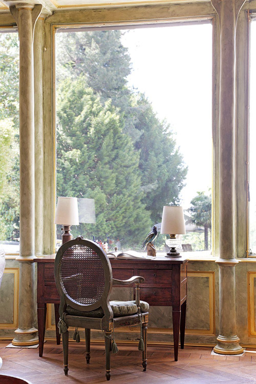 adelaparvu.com despre palat italian Gaetano Besana, interior clasic si rustic, casa in Italia, Foto Davide Lovatti (18)