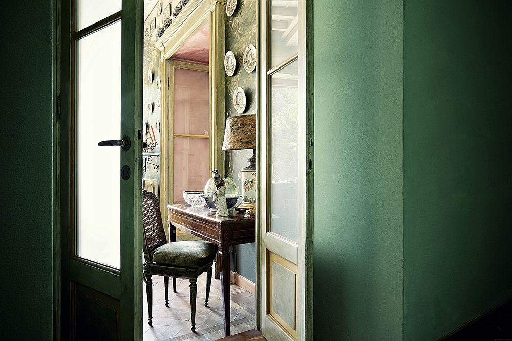 adelaparvu.com despre palat italian Gaetano Besana, interior clasic si rustic, casa in Italia, Foto Davide Lovatti (4)