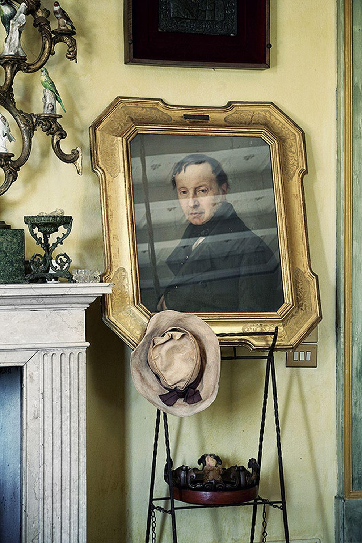 adelaparvu.com despre palat italian Gaetano Besana, interior clasic si rustic, casa in Italia, Foto Davide Lovatti (8)
