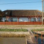adelaparvu.com despre pensiune in Delta Dunarii, Pensiunea Doi Capitani, satul Crisan (13)