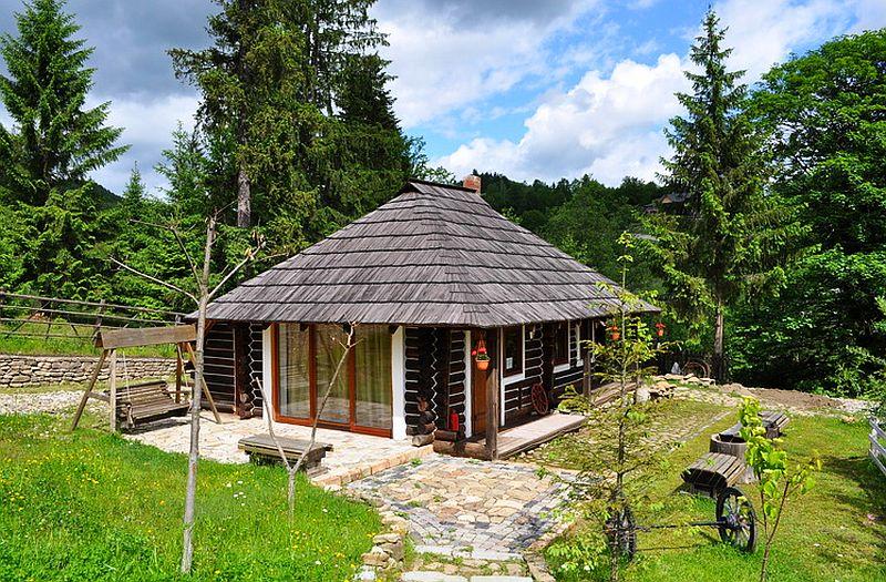 adelaparvu.com despre pensiunea Casa Bunicilor de la Manastirea Humorului, Suceava, Romania, rustic eco pension in Romania Casa Bunicilor (15)