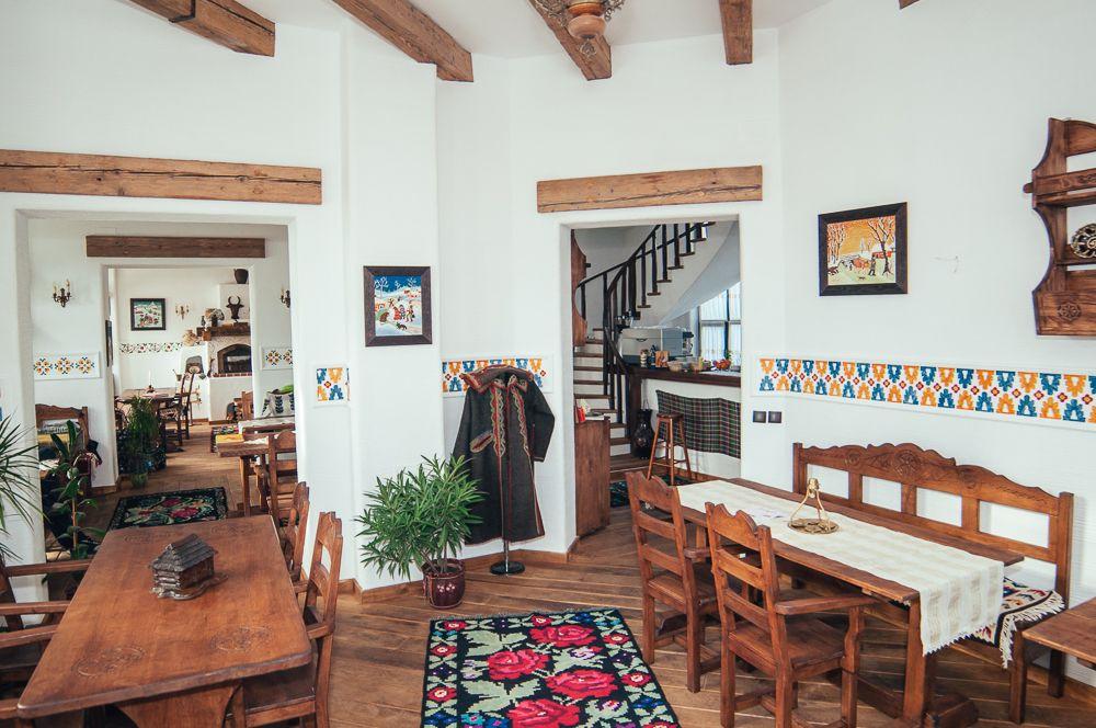 adelaparvu.com despre restaurant tranditional romanesc La Conac, Iasi, Romania (3)