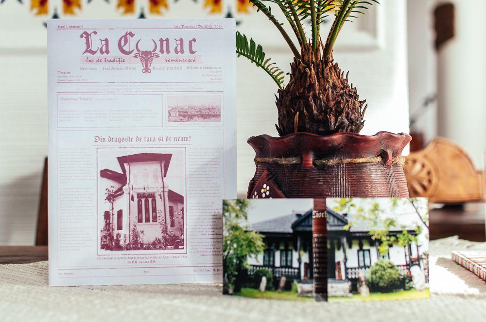 adelaparvu.com despre restaurant tranditional romanesc La Conac, Iasi, Romania (33)