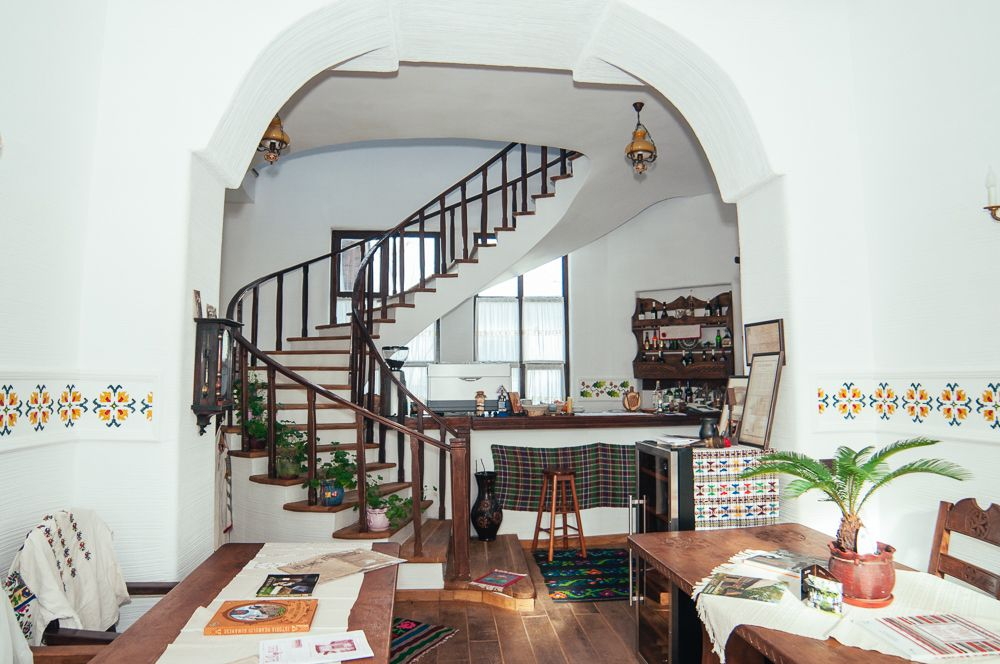 adelaparvu.com despre restaurant tranditional romanesc La Conac, Iasi, Romania (4)