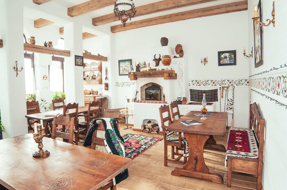 adelaparvu.com despre restaurant tranditional romanesc La Conac, Iasi, Romania (7)