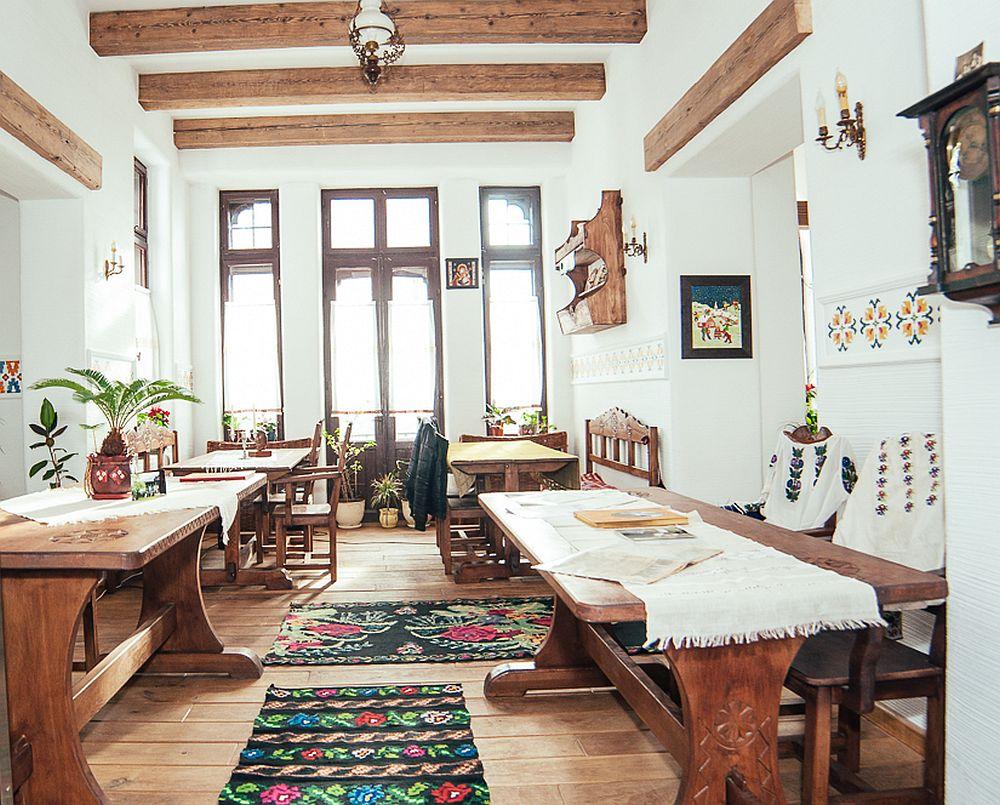 adelaparvu.com despre restaurant tranditional romanesc La Conac, Iasi, Romania (9)