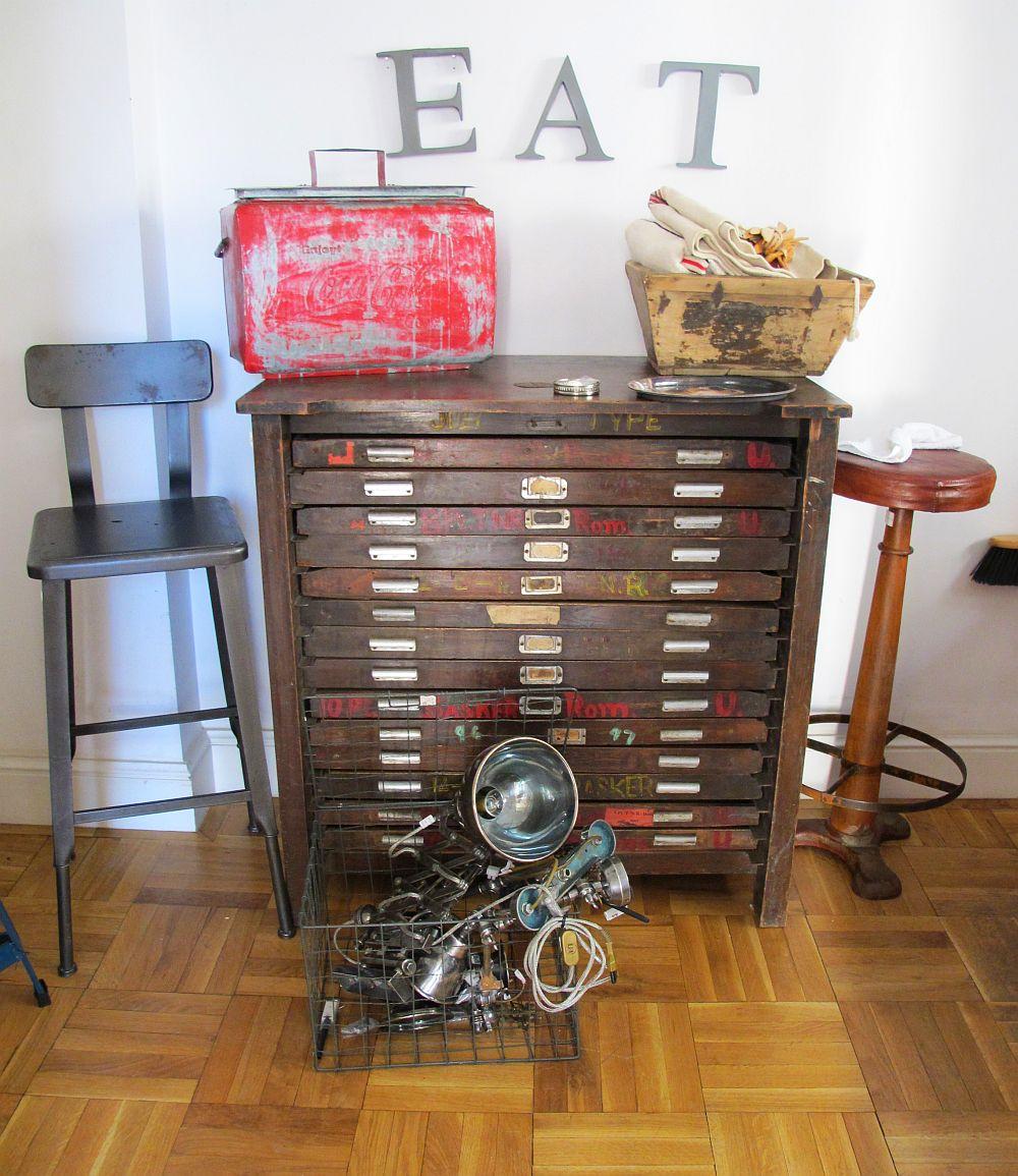 adelaparvu.com despre showroom Atelier Anda Roman Bucuresti, casa veche, interior eclectic (15)