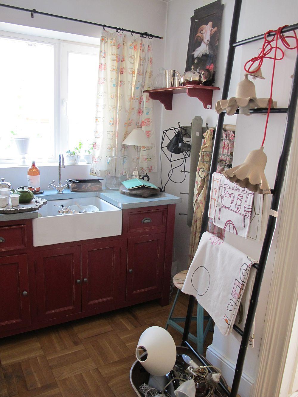 adelaparvu.com despre showroom Atelier Anda Roman Bucuresti, casa veche, interior eclectic (19)