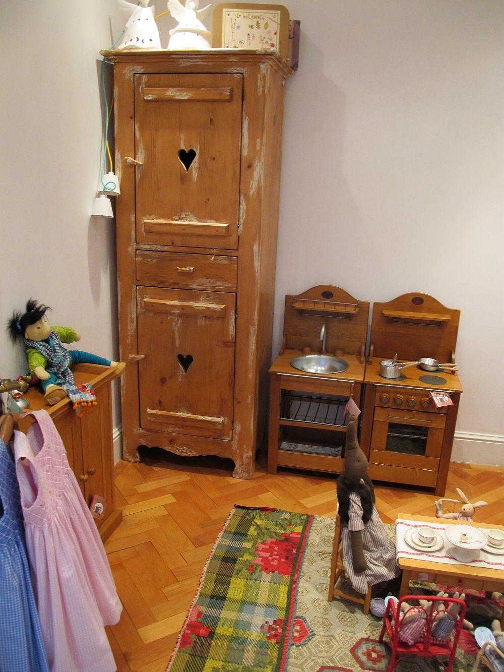 adelaparvu.com despre showroom Atelier Anda Roman Bucuresti, casa veche, interior eclectic (25)