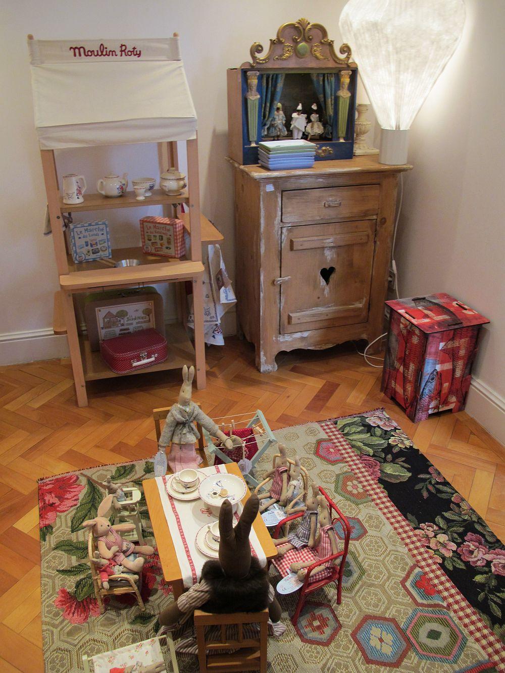adelaparvu.com despre showroom Atelier Anda Roman Bucuresti, casa veche, interior eclectic (27)