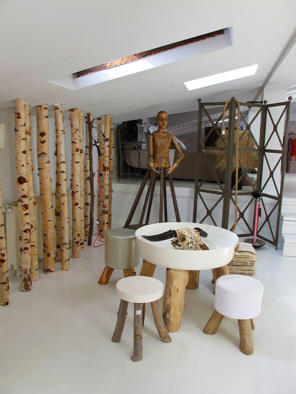 adelaparvu.com despre showroom Atelier Anda Roman Bucuresti, casa veche, interior eclectic (35)