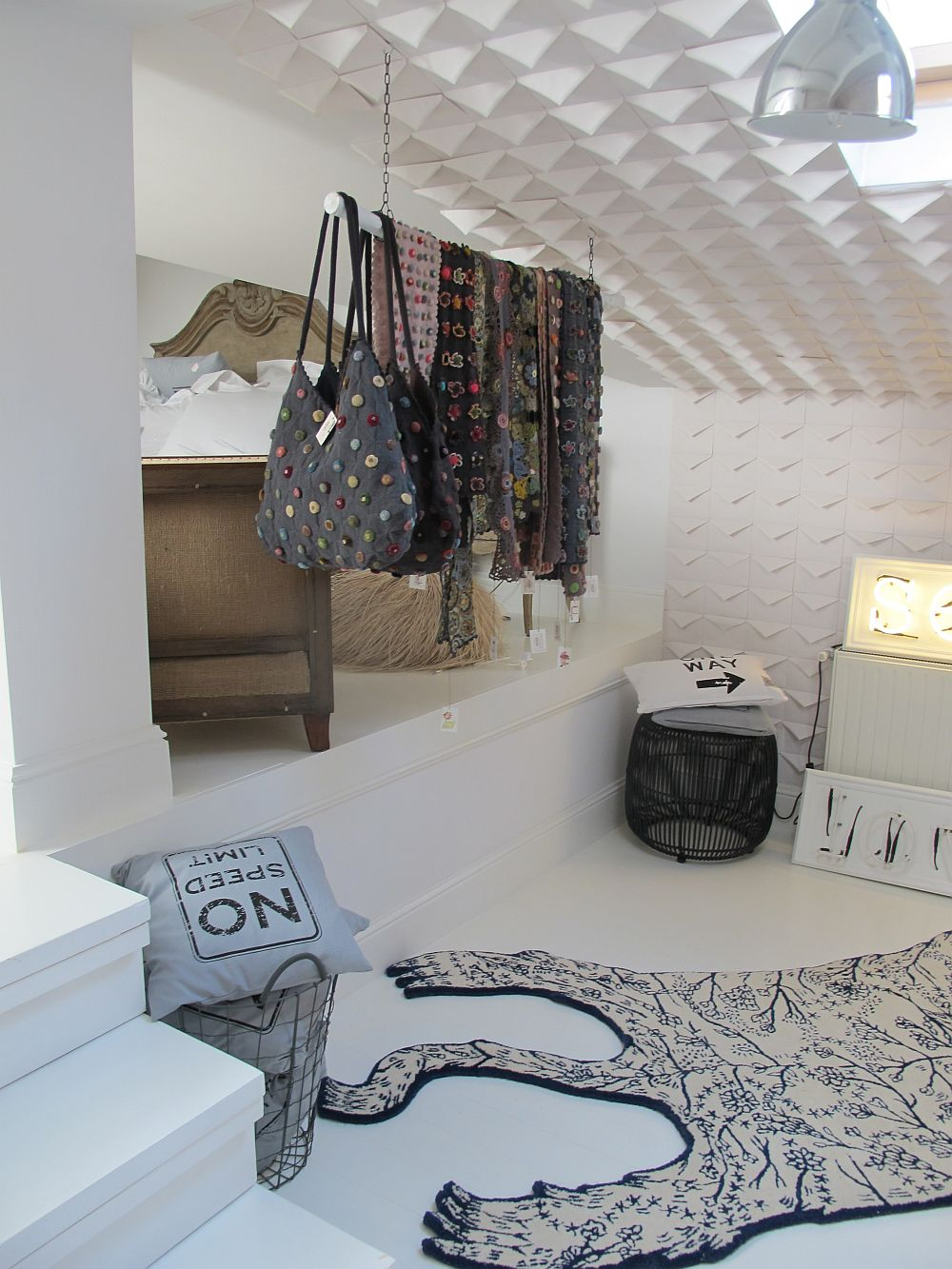 adelaparvu.com despre showroom Atelier Anda Roman Bucuresti, casa veche, interior eclectic (46)