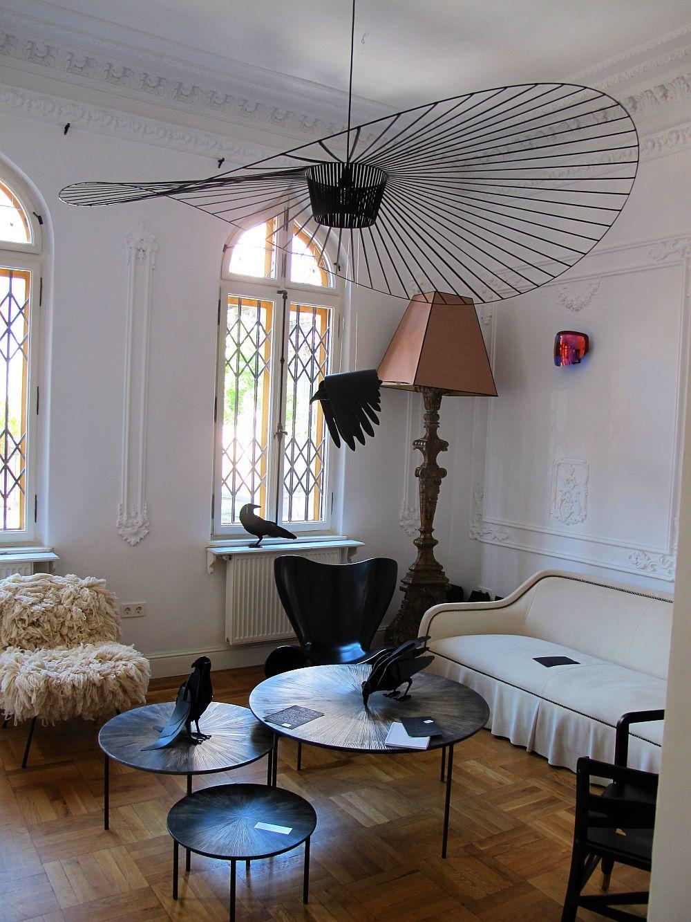 adelaparvu.com despre showroom Atelier Anda Roman Bucuresti, casa veche, interior eclectic (50)