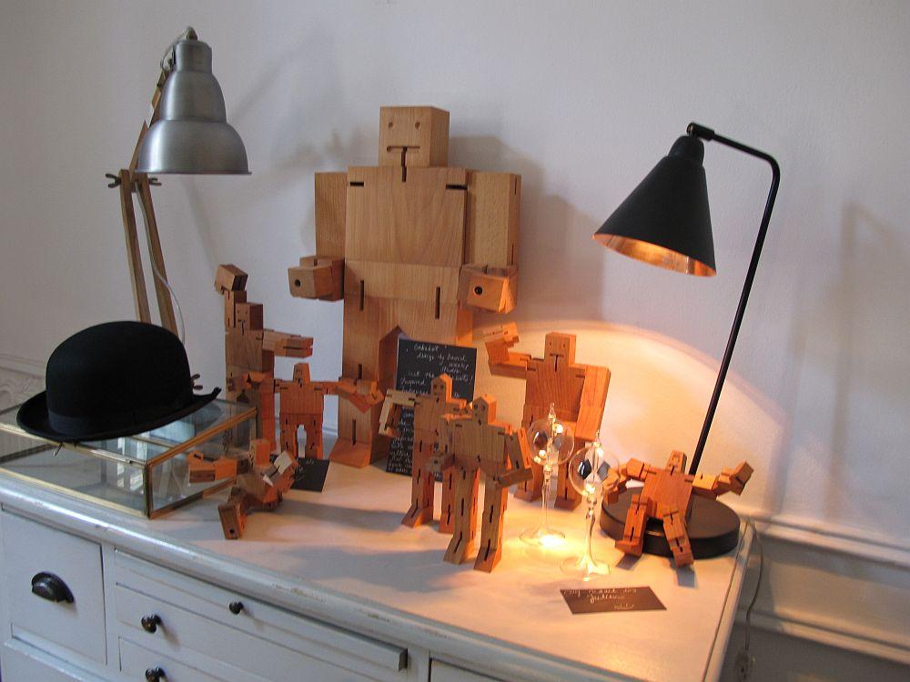 adelaparvu.com despre showroom Atelier Anda Roman Bucuresti, casa veche, interior eclectic (7)