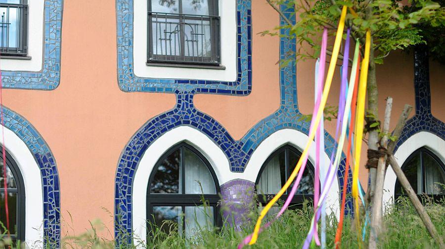 adelaparvu.com despre statiunea Rogner Bad Blumau, Austria, arhitect Friedensreich Hundertwasser (10)