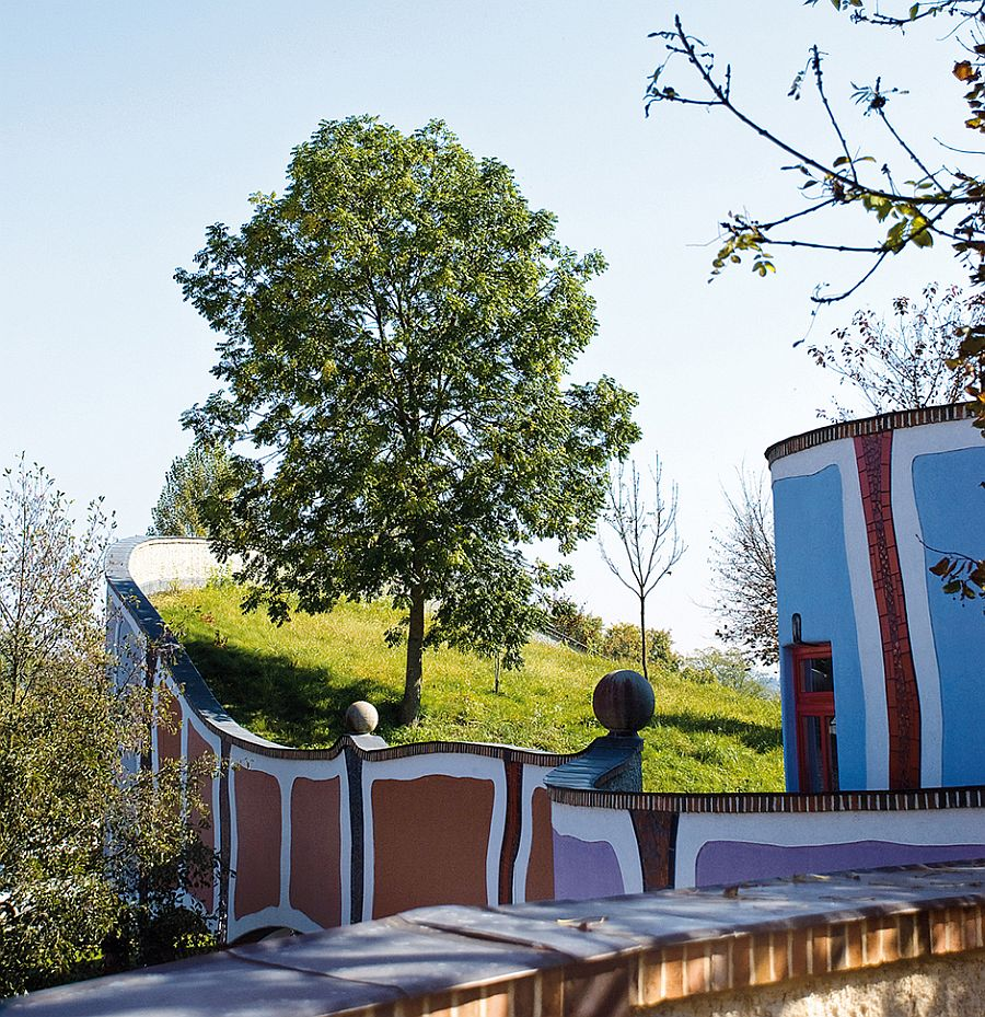 adelaparvu.com despre statiunea Rogner Bad Blumau, Austria, arhitect Friedensreich Hundertwasser (15)