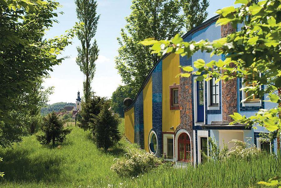 adelaparvu.com despre statiunea Rogner Bad Blumau, Austria, arhitect Friedensreich Hundertwasser (18)