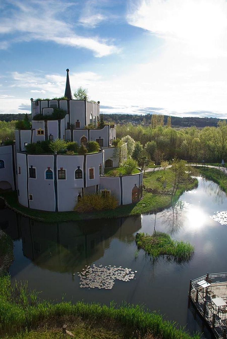 adelaparvu.com despre statiunea Rogner Bad Blumau, Austria, arhitect Friedensreich Hundertwasser (19)