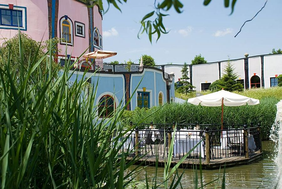 adelaparvu.com despre statiunea Rogner Bad Blumau, Austria, arhitect Friedensreich Hundertwasser (20)