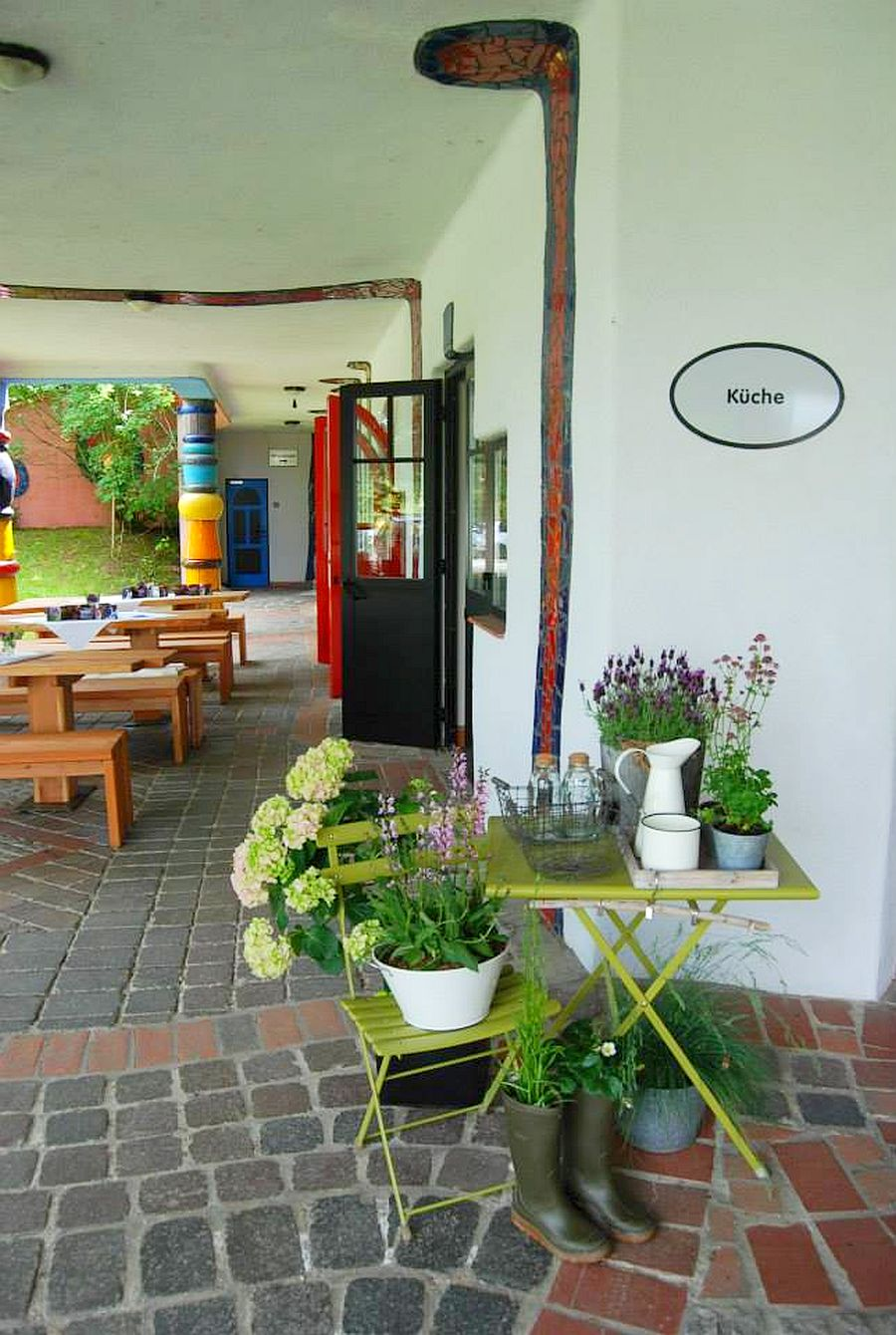 adelaparvu.com despre statiunea Rogner Bad Blumau, Austria, arhitect Friedensreich Hundertwasser (21)