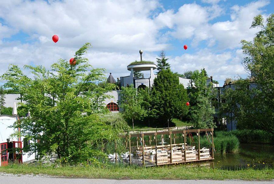 adelaparvu.com despre statiunea Rogner Bad Blumau, Austria, arhitect Friedensreich Hundertwasser (22)