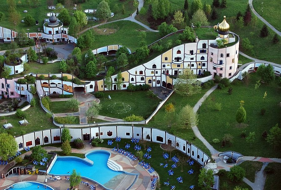 adelaparvu.com despre statiunea Rogner Bad Blumau, Austria, arhitect Friedensreich Hundertwasser (35)