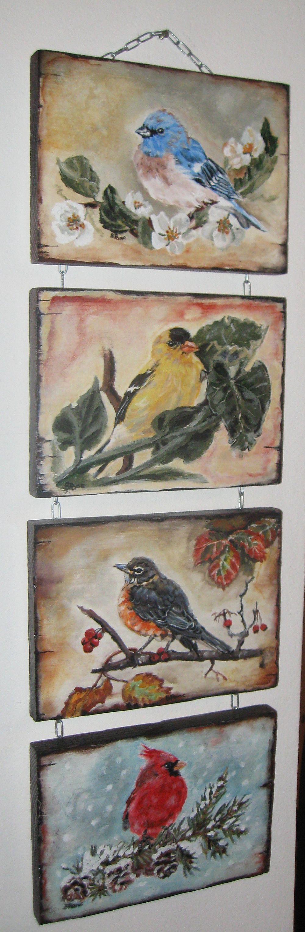 adelaparvu.com despre tablouri, cufere si mic mobilier pictate, design Brindusa Art, artizan Brindusa Panc (12)