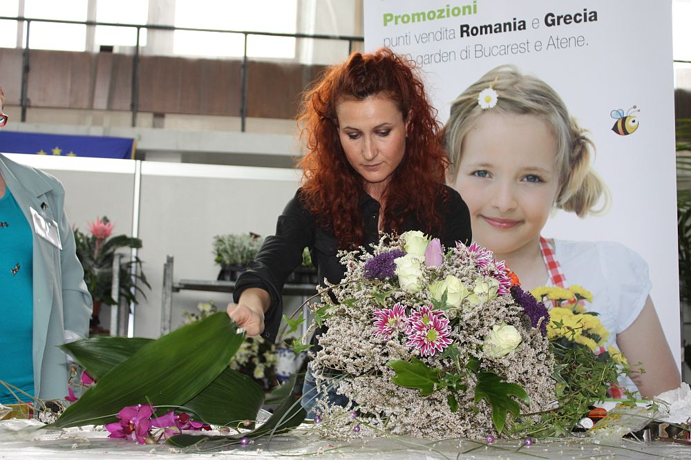 adelaparvu.com despre targul de plante, flori si peisagistica Hartus Florshow 2014 (1)