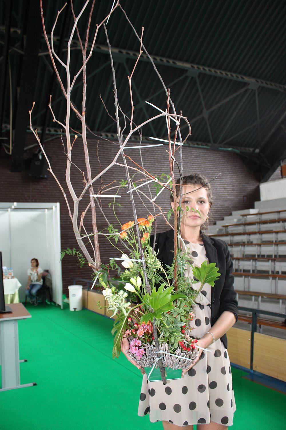 adelaparvu.com despre targul de plante, flori si peisagistica Hartus Florshow 2014 (4)