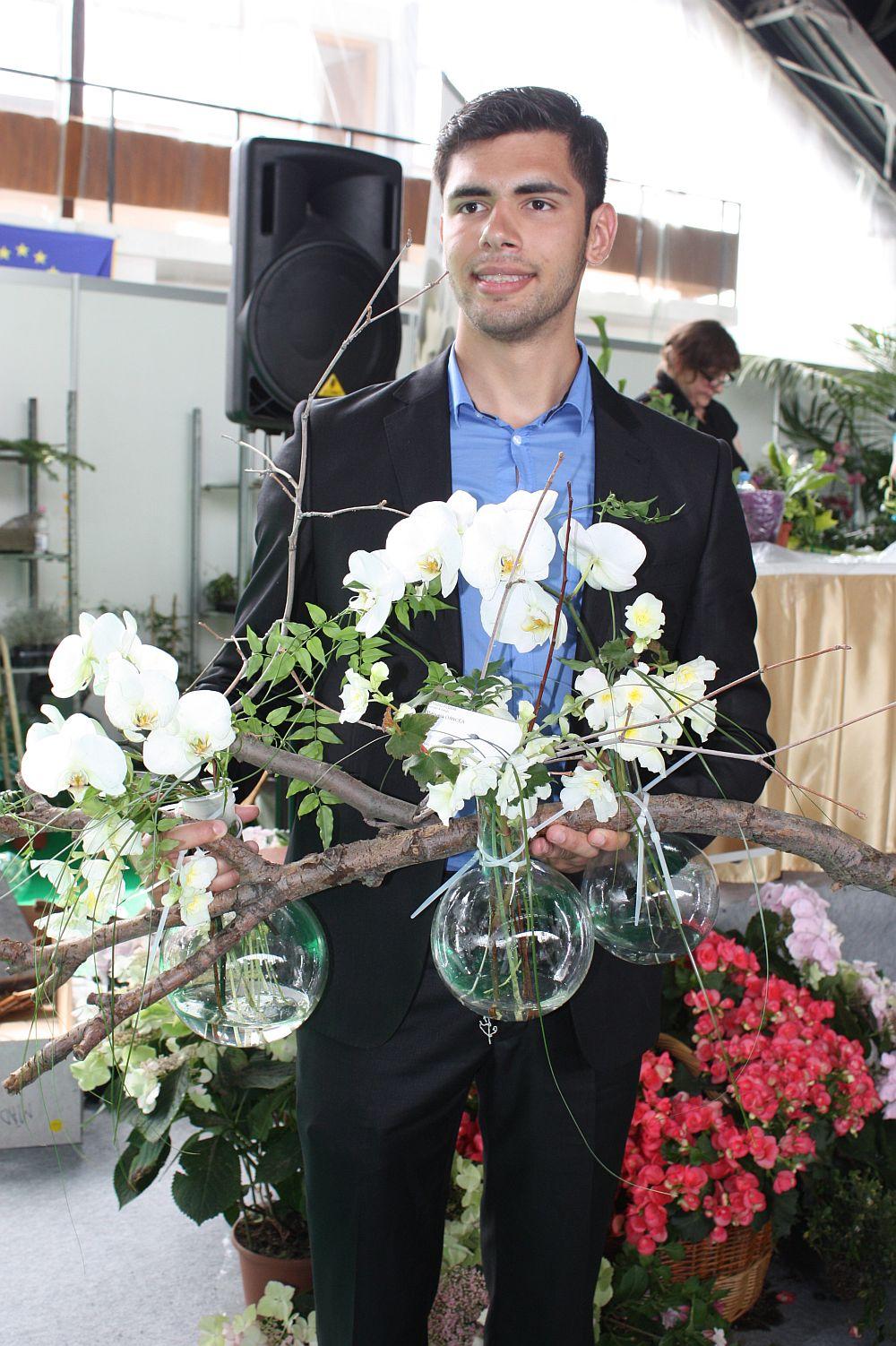 adelaparvu.com despre targul de plante, flori si peisagistica Hartus Florshow 2014 (7)