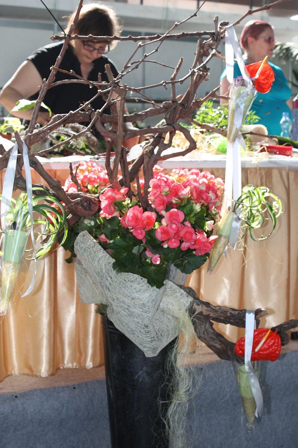 adelaparvu.com despre targul de plante, flori si peisagistica Hartus Florshow 2014 (8)