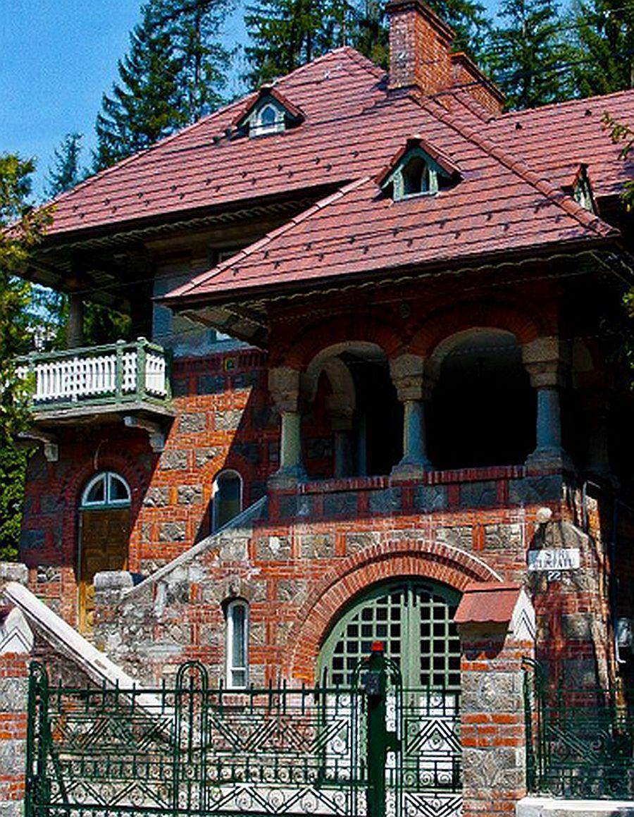 adelaparvu.com despre vila la Sinaia, Poem Boem Sinaia, Romania (1)