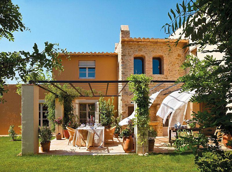 adelaparvu.com casa cu aspect de ferma veche, casa Spania, arhitectura si design interior Lizaturry Tuneu, Foto ElMueble (1)