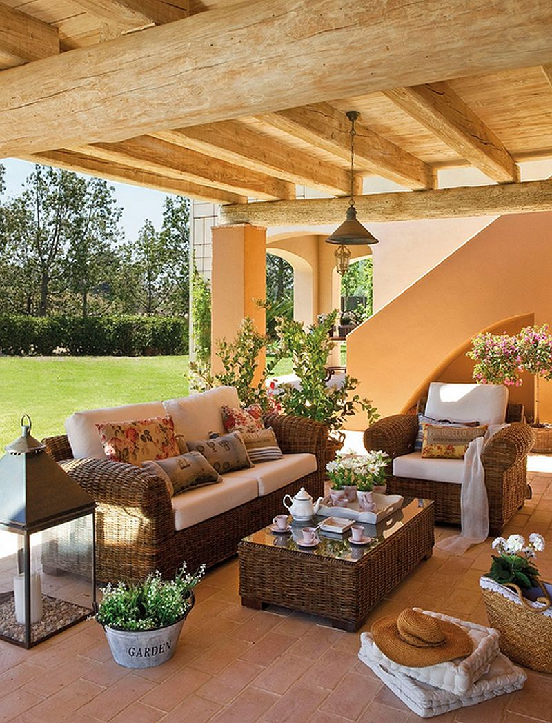 adelaparvu.com casa cu aspect de ferma veche, casa Spania, arhitectura si design interior Lizaturry Tuneu, Foto ElMueble (12)