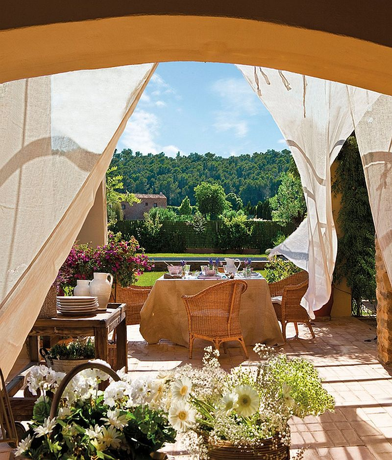 adelaparvu.com casa cu aspect de ferma veche, casa Spania, arhitectura si design interior Lizaturry Tuneu, Foto ElMueble (2)