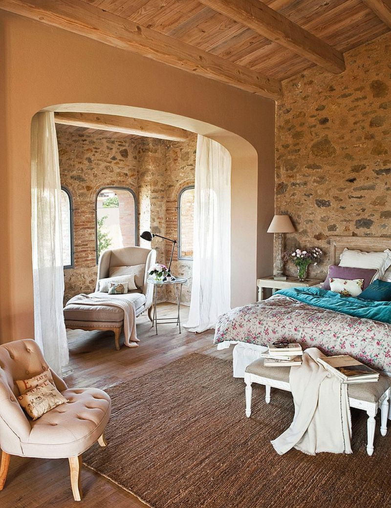 adelaparvu.com casa cu aspect de ferma veche, casa Spania, arhitectura si design interior Lizaturry Tuneu, Foto ElMueble (20)