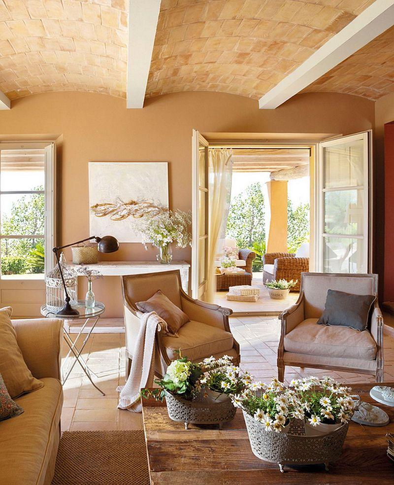 adelaparvu.com casa cu aspect de ferma veche, casa Spania, arhitectura si design interior Lizaturry Tuneu, Foto ElMueble (9)