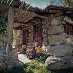 adelaparvu.com casa de pescuit din lemn si piatra, design Miller Architects (7)