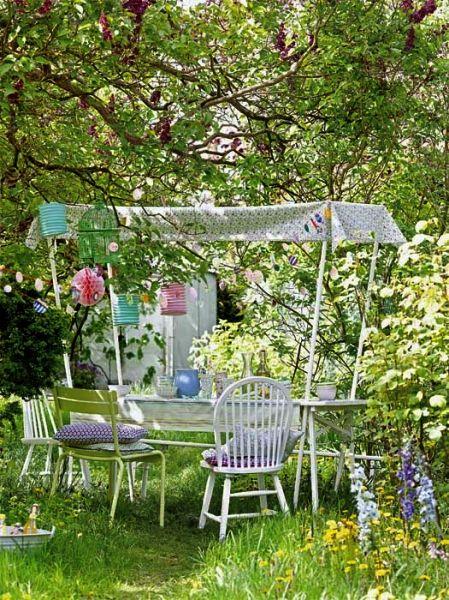 adelaparvu.com despr elocuri de relaxare in gradina, mobilier pentru gradina, Foto East News (2)