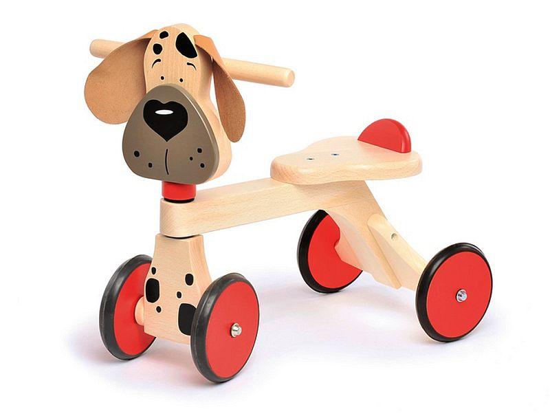 adelaparvu.com despre Marvelous Store, Romania, fabrica de jucarii si mobilier din lemn pentru copii, in foto Mergator copoi
