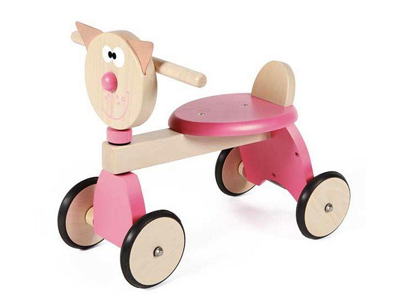 adelaparvu.com despre Marvelous Store, Romania, fabrica de jucarii si mobilier din lemn pentru copii, in foto Mergator pisica