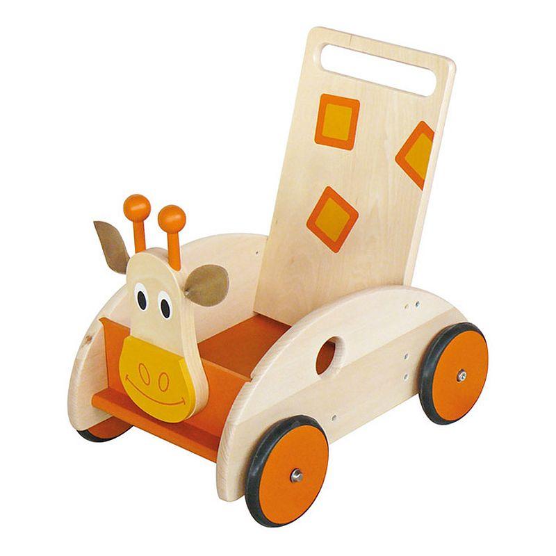 adelaparvu.com despre Marvelous Store, Romania, fabrica de jucarii si mobilier din lemn pentru copii, in foto Premergator girafa