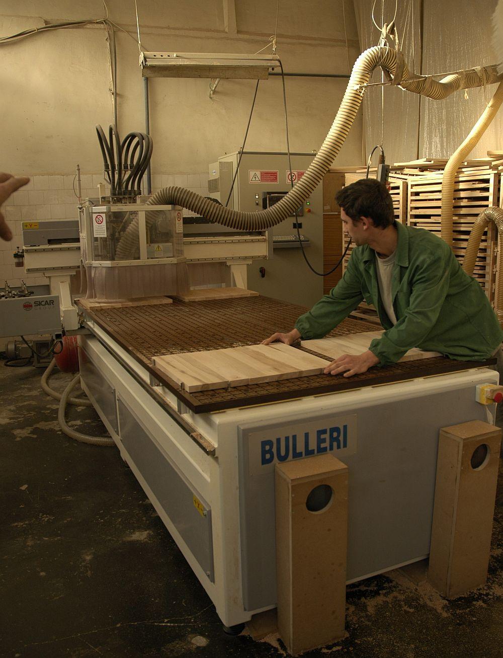 adelaparvu.com despre Marvelous Store, Romania, fabrica de jucarii si mobilier din lemn pentru copii, in foto fabrica Botosani (2)
