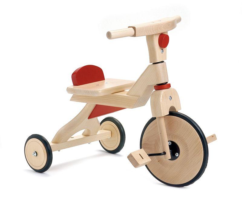 adelaparvu.com despre Marvelous Store, Romania, fabrica de jucarii si mobilier din lemn pentru copii tricicleta rs