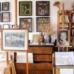 adelaparvu.com despre acuarele Mihai Macri, atelier artist Mihai si Mariana Macri (24)