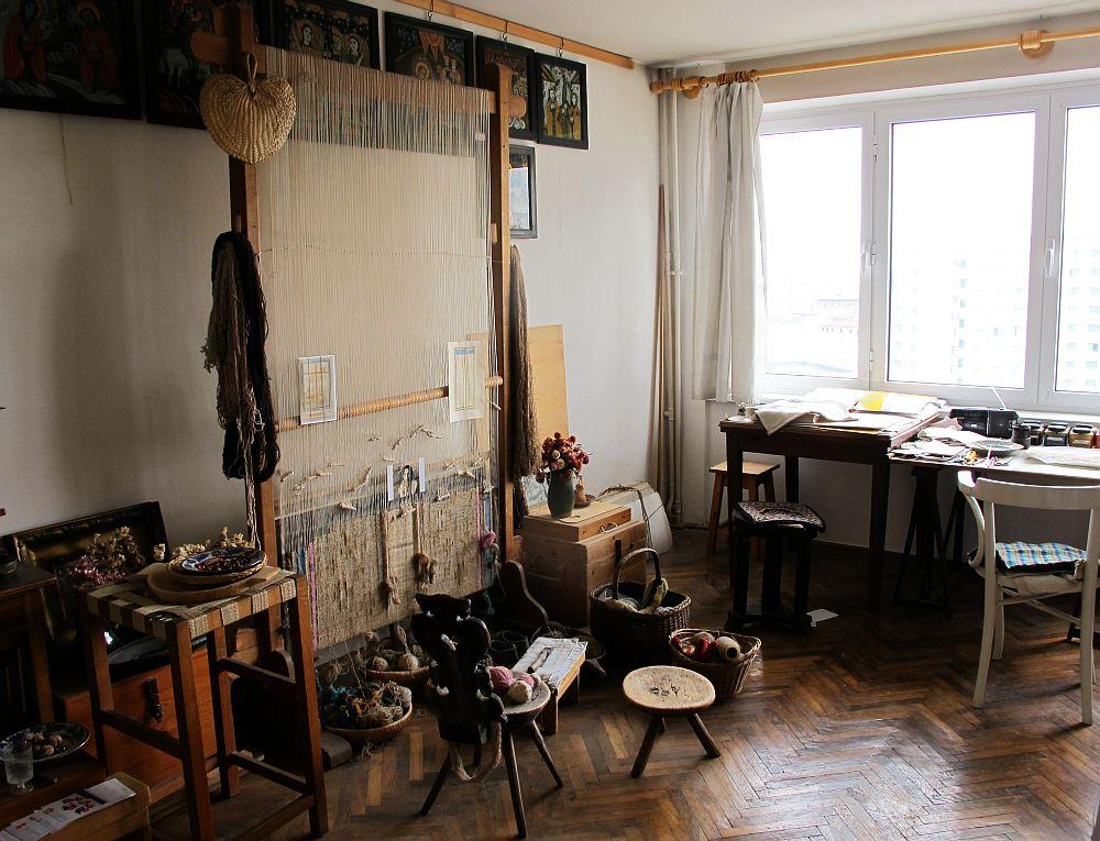 adelaparvu.com despre acuarele Mihai Macri, atelier artist Mihai si Mariana Macri (38)