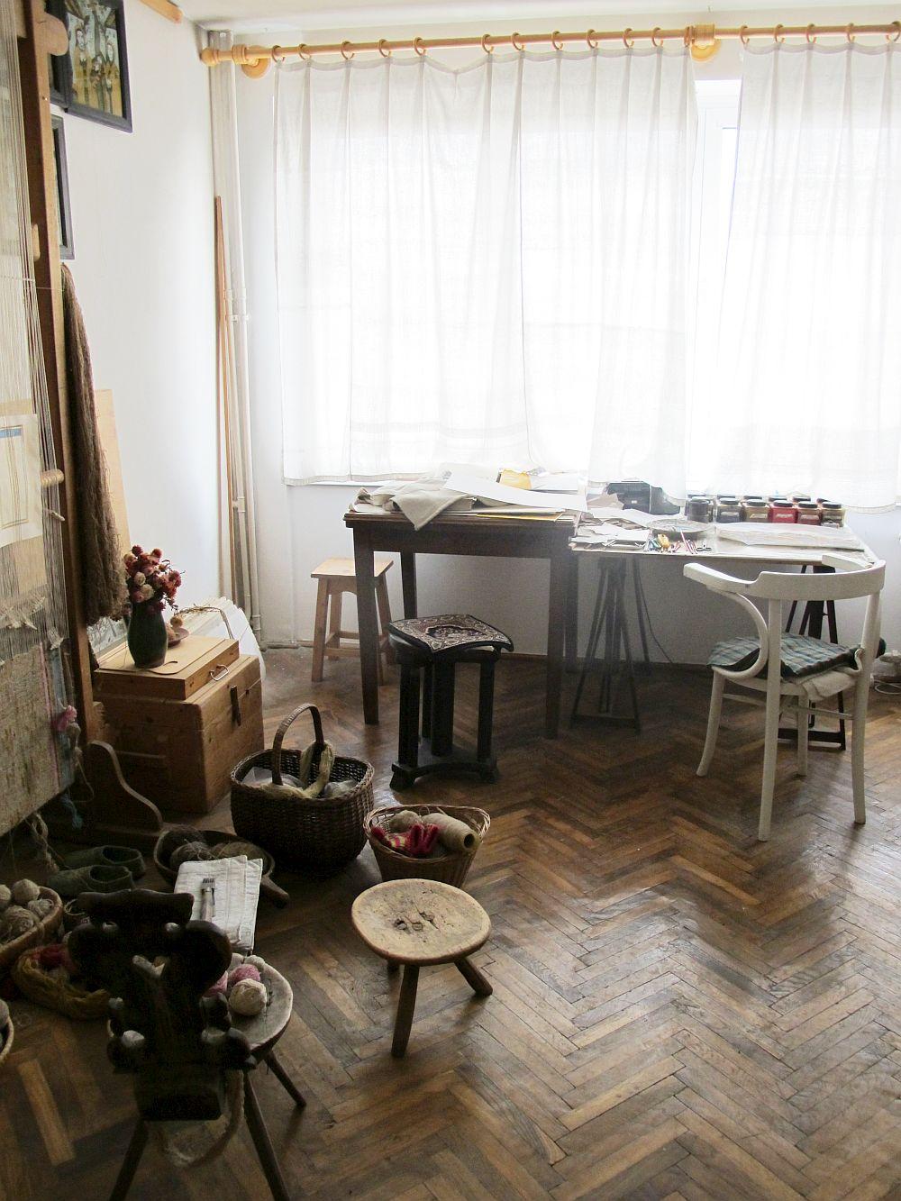 adelaparvu.com despre acuarele Mihai Macri, atelier artist Mihai si Mariana Macri (54)